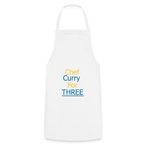 Chef Curry for THREE - Kochschürze