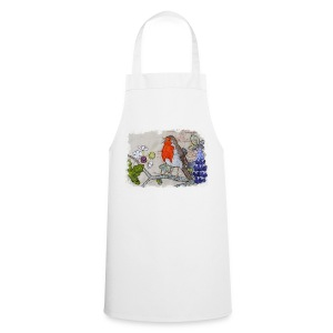 Robin with Ivy Design - Cooking Apron