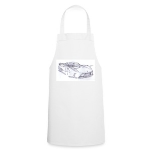 svd sports car - Cooking Apron