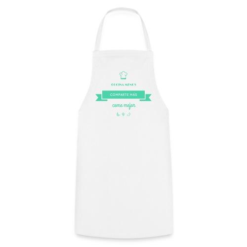 COCOOKING SLOGAN - Delantal de cocina