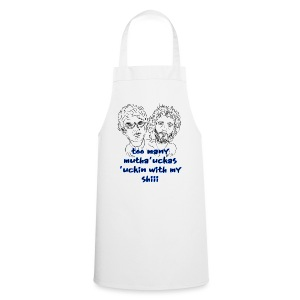 Mutha Ucka Flight of the Conchords - Cooking Apron