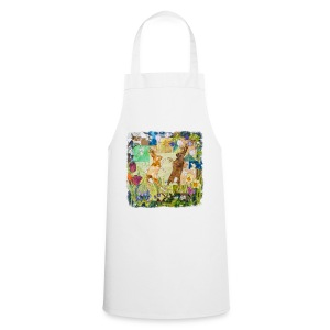 Boxing Hares Design - Cooking Apron