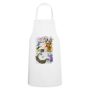 Lilac Otter and Kingfisher Design - Cooking Apron