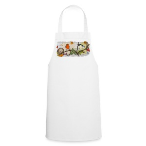 Autumn Scene - Cooking Apron