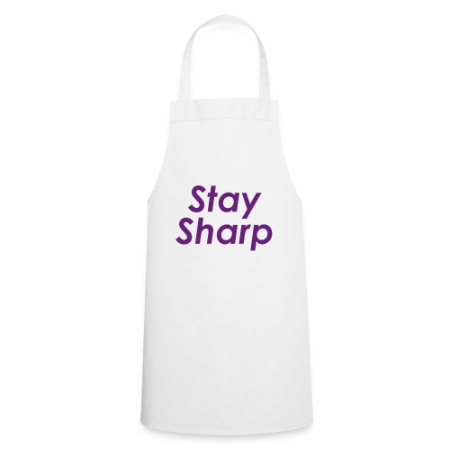 Stay Sharp - Grembiule da cucina