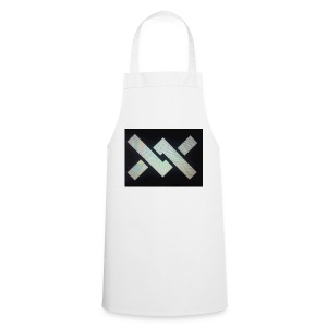 Original Movement Mens black t-shirt - Cooking Apron