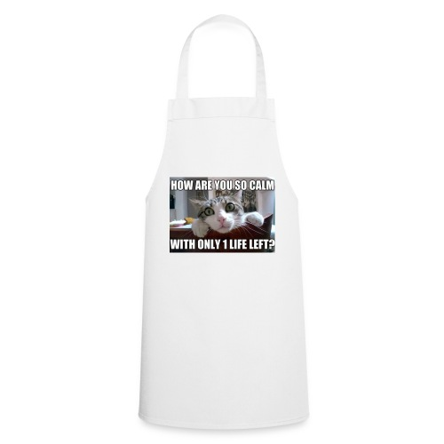 Y u so calm - Cooking Apron