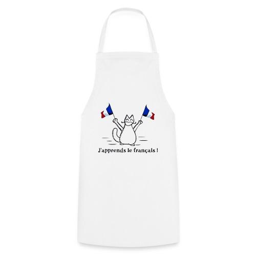 J'apprends le français ! - Tablier de cuisine