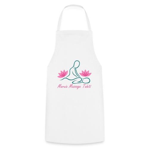 Logo de Maruia Massage Tahiti - Tablier de cuisine