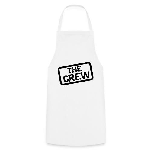 Crew logo - Förkläde