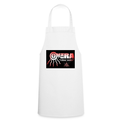 OMEN RA RED AND BLACK LOGO - Cooking Apron