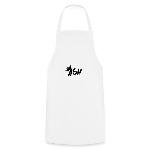Ash Gautam T-SHIRT//YOUTUBE MERCHANDISE - Cooking Apron