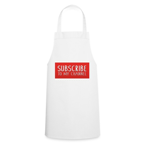 sub to galactic madman - Cooking Apron