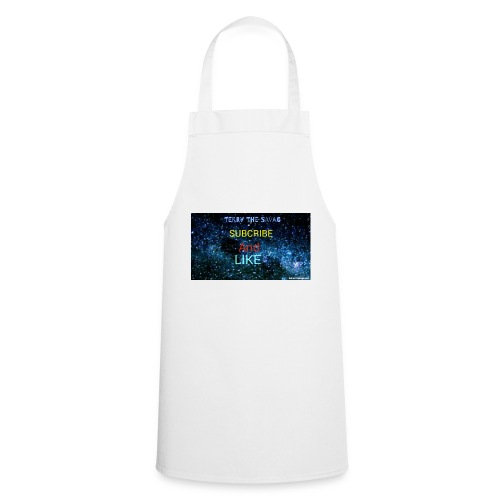 I made it my self - Cooking Apron