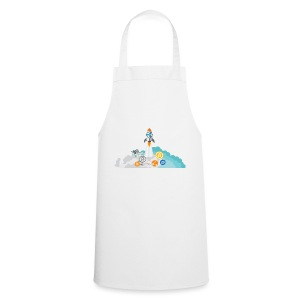 XRP Crypto To the moon and beond! - Cooking Apron