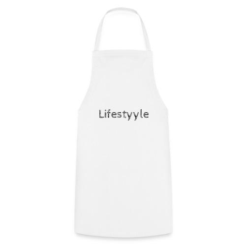 Lifestyyle weiss - Kochschürze