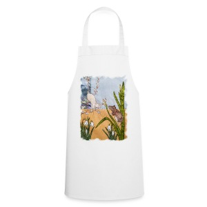 Mice and Pussy Willows Design - Cooking Apron