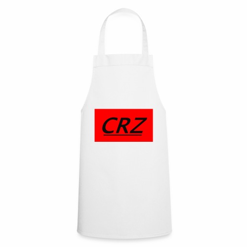 red crz patch - Cooking Apron