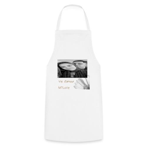 Vie d'amour - Tablier de cuisine