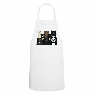 Bears of the world - Cooking Apron
