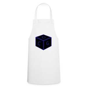 CGG Logo Cube - Cooking Apron