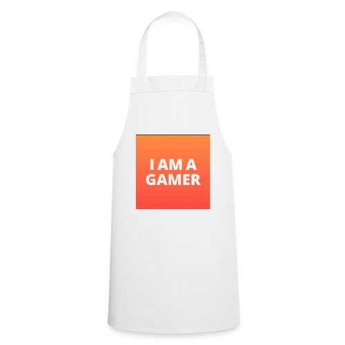 I AM A GAMER FASHION ACCESORIES - Cooking Apron