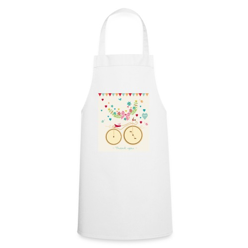 Thank You - Cooking Apron