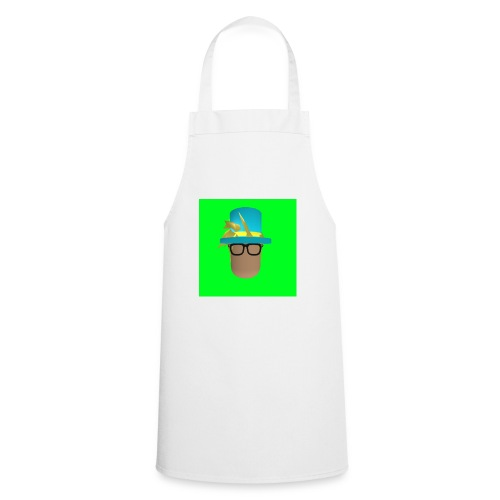 MrWhatWhat Logo Merch - Cooking Apron