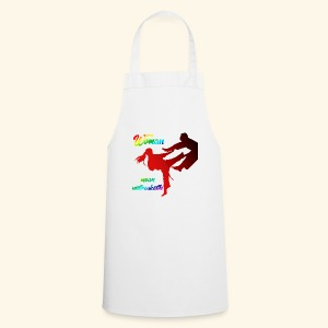 woman mean unbreakable - Grembiule da cucina