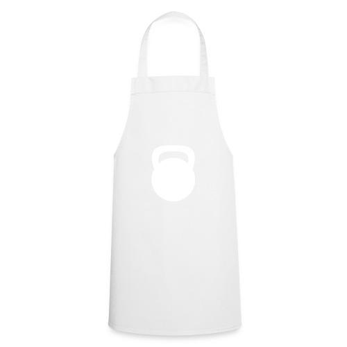 KB White 600x600mm - Cooking Apron