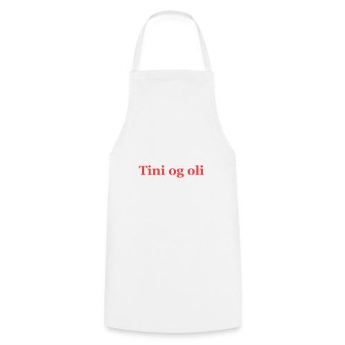 Tini og oli merch - Kokkeforkle