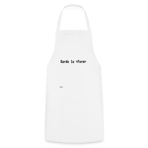 Design_dev_blague - Tablier de cuisine