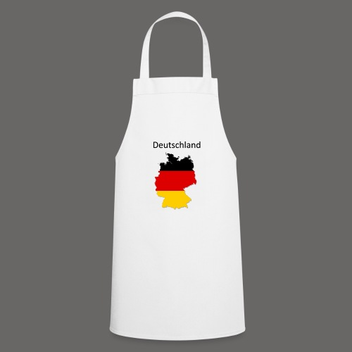 Deutschland Karte - Kochschürze