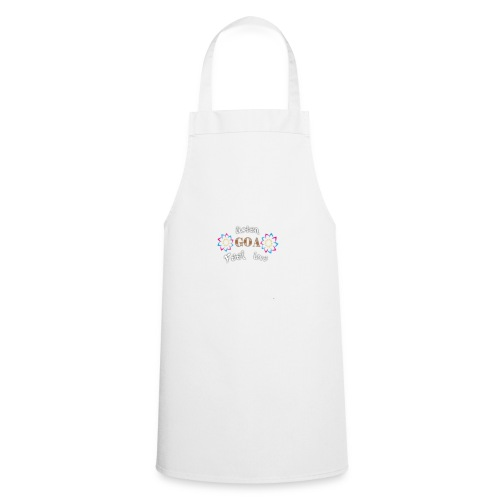 Goa love Damen - Kochschürze
