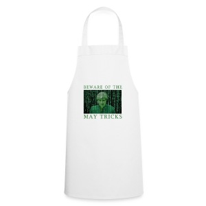 Beware of the May Tricks - Cooking Apron