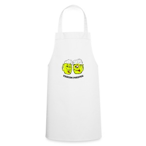 Beer Friends Forever T Shirt - Cooking Apron