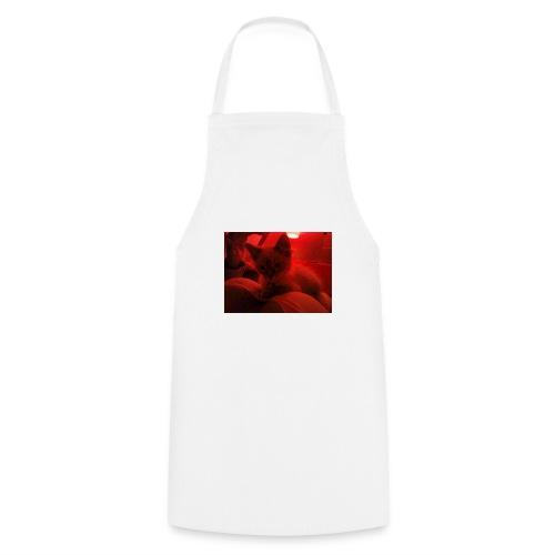 AMANTE DE LOS GATOS - Delantal de cocina