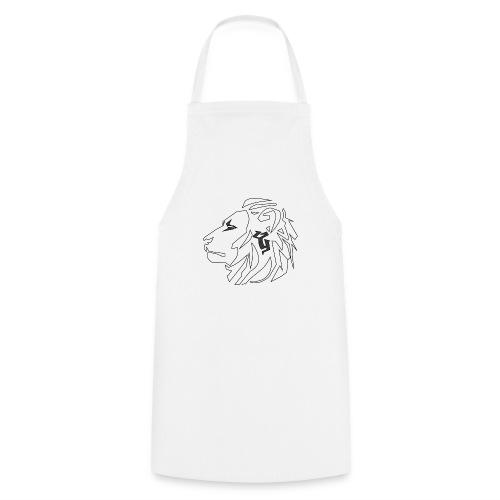 Weißer Gowe - Kochschürze