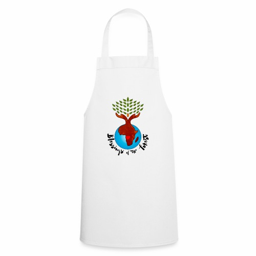 Blessings Of The Forest - Cooking Apron