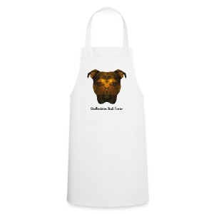 Staffordshire Bull Terrier - Cooking Apron