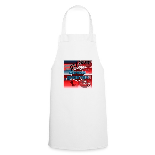 GG84 good old days logo - Cooking Apron