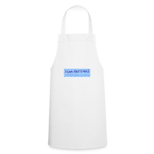 Team Mattharz T-shirt - Cooking Apron