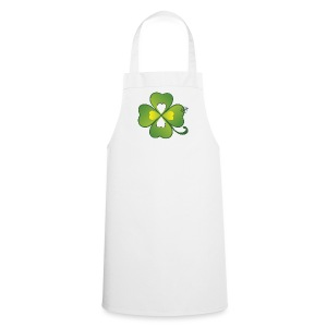 Clover - Symbols of Happiness - Cooking Apron