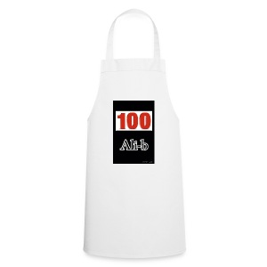Limited edition Ali-b 100 subscribes merchandise - Cooking Apron