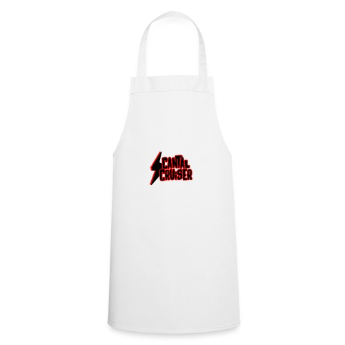 Logo Cantal Cruiser - Tablier de cuisine