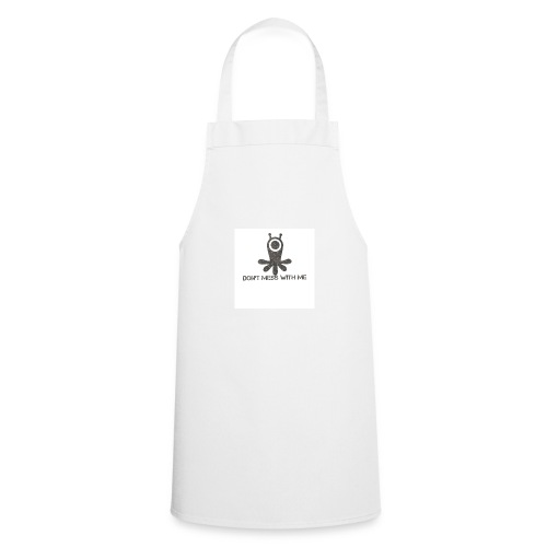 Dont mess whith me logo - Cooking Apron