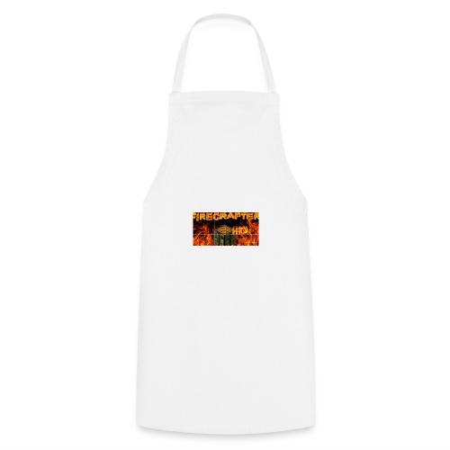 Firecrafterxhd merch - Kochschürze