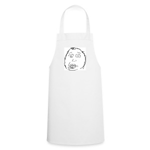 dumb face - Cooking Apron