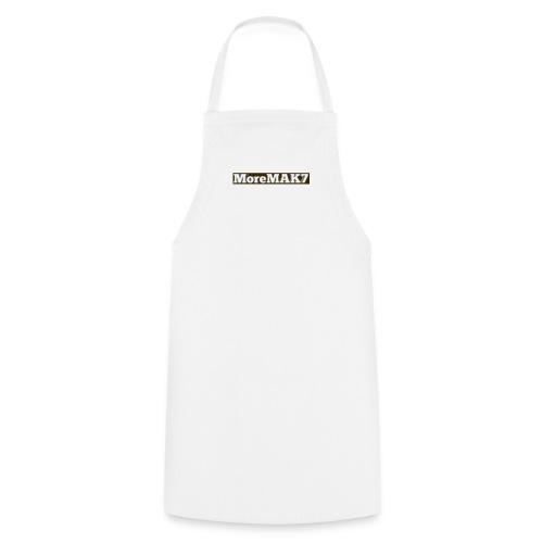 MoreMAK7 - Cooking Apron