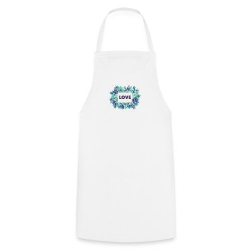 LOVE - Delantal de cocina